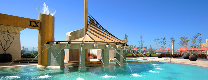BEAT THE HEAT THIS SUMMER WITH RAFFLES SPA