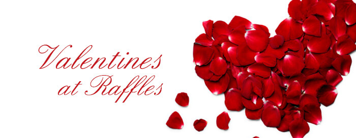 LOVE THIS FEBRUARY WITH RAFFLES DUBAI
