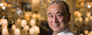 Nobu opens Matsuhisa Paris, at Raffles