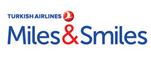 Логотип Turkih Airlines Miles & Smiles