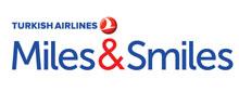 شعار برنامج أميال وابتسامات المقدم من الخطوط الجوية التركية