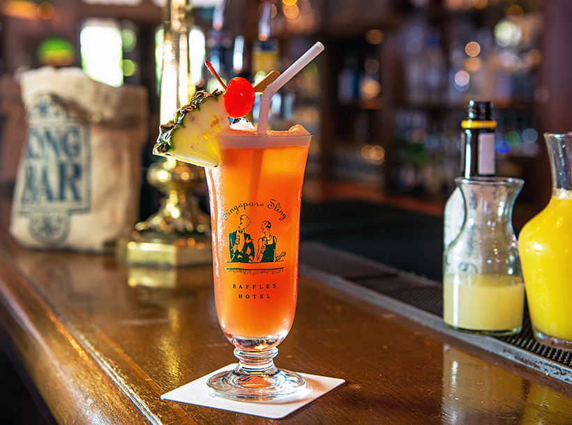 What Is A Singapore Sling – A Simple History of The Iconic Local ...