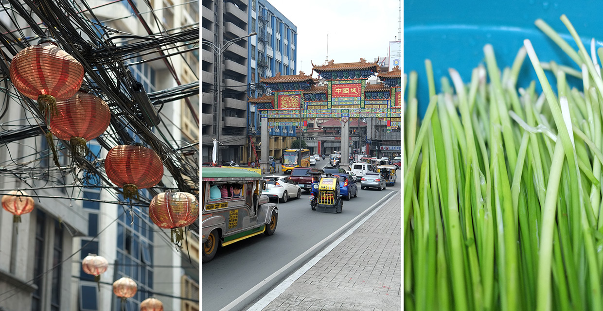 Best Foot Forward - A walking tour of Manila's Chinatown