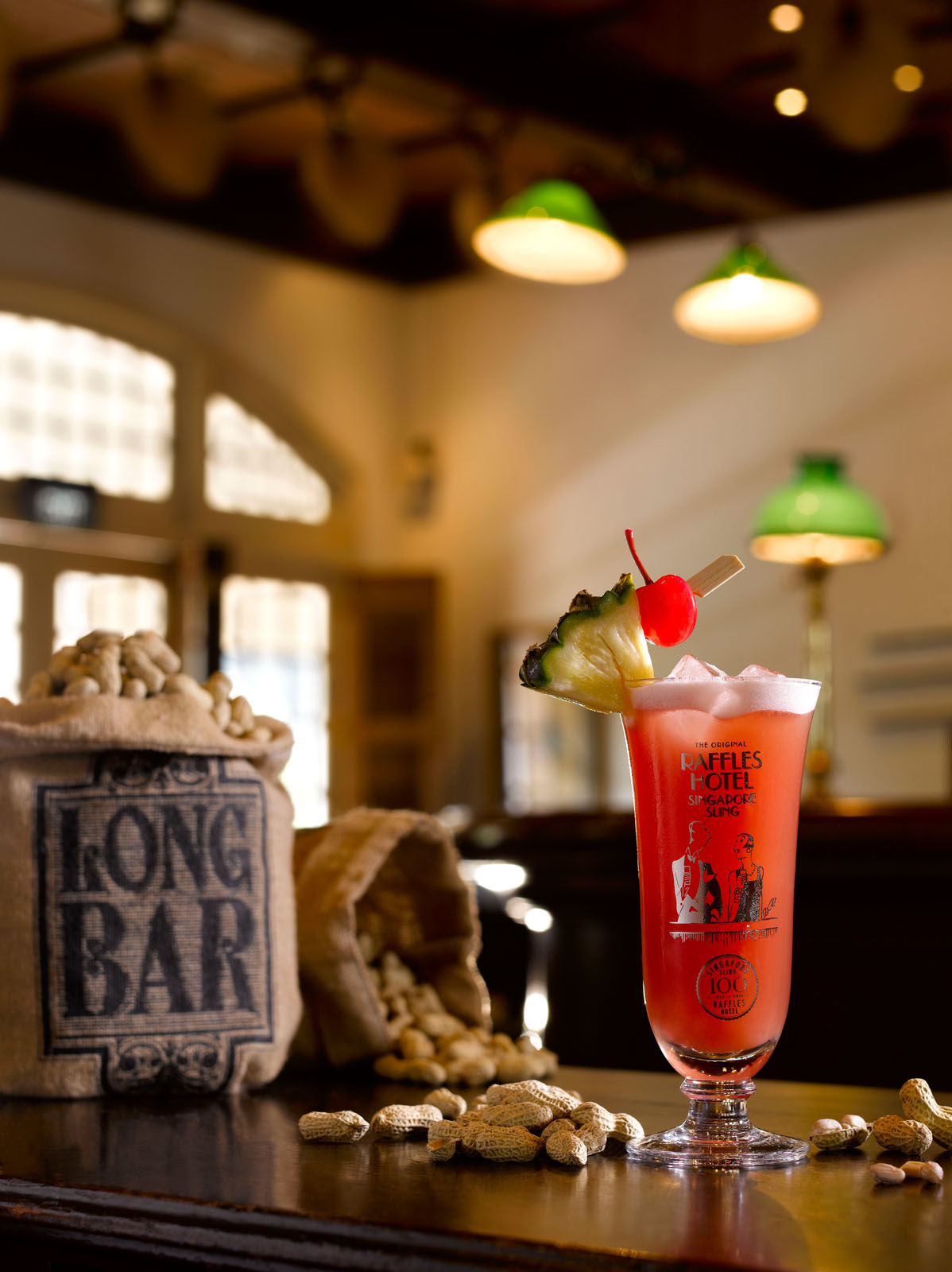 the Singapore Sling, created at the hotel, are part of a rich heritage