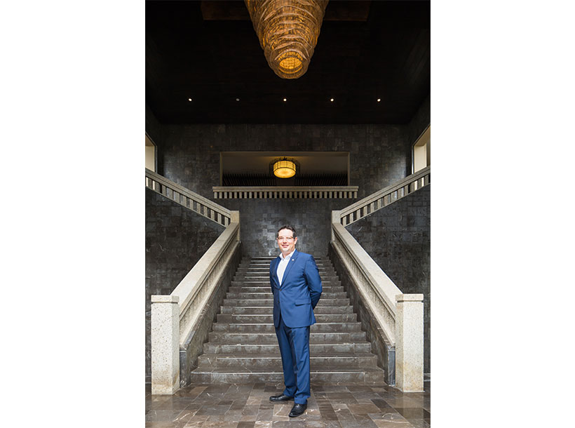 Ugur Talayhan, General Manager at Raffles Hainan