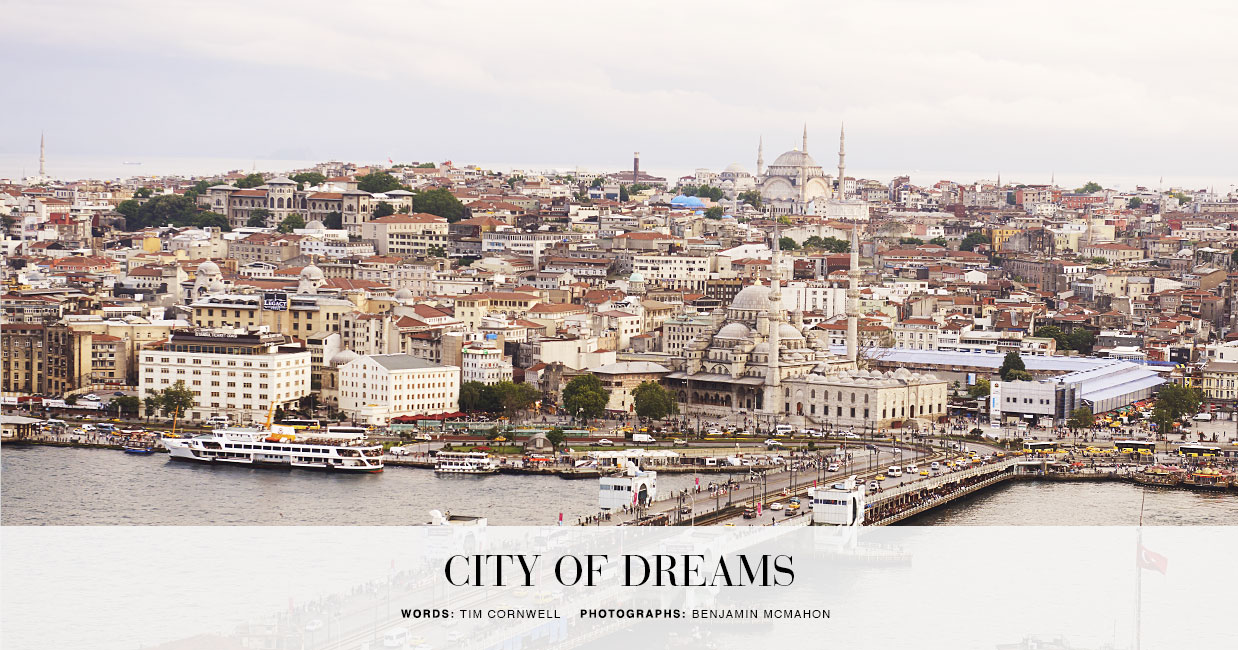 City of Dreams - Beneath its historic domes, Istanbul embraces a vibrant art and design scene