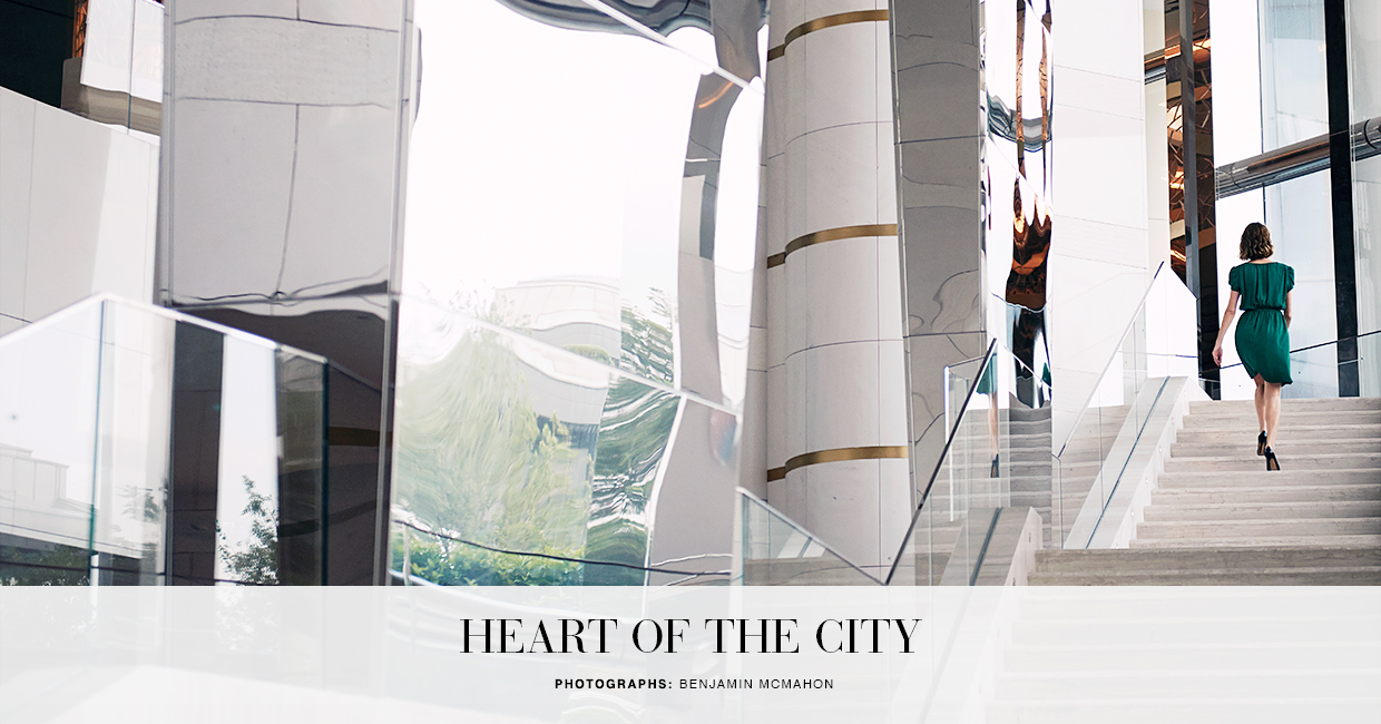 Heart of the City - Raffles Istanbul offers the perfect point to explore both halves of this stunning city