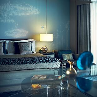 Raffles Istanbul - Bedroom