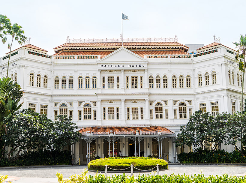 Raffles Hotels And Resorts Magazine Official Site Luxury Hotels