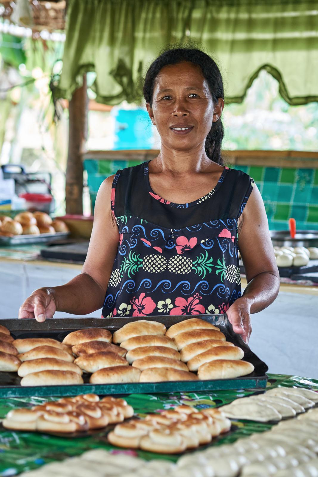 the eponymous owner of Lilibeth's Pan Bisaya