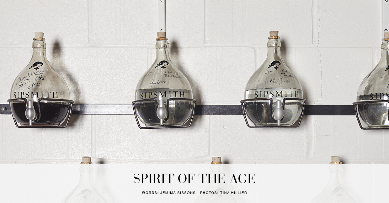Spirit of the Age - Sipsmith pays homage to Raffles in an exciting collaboration