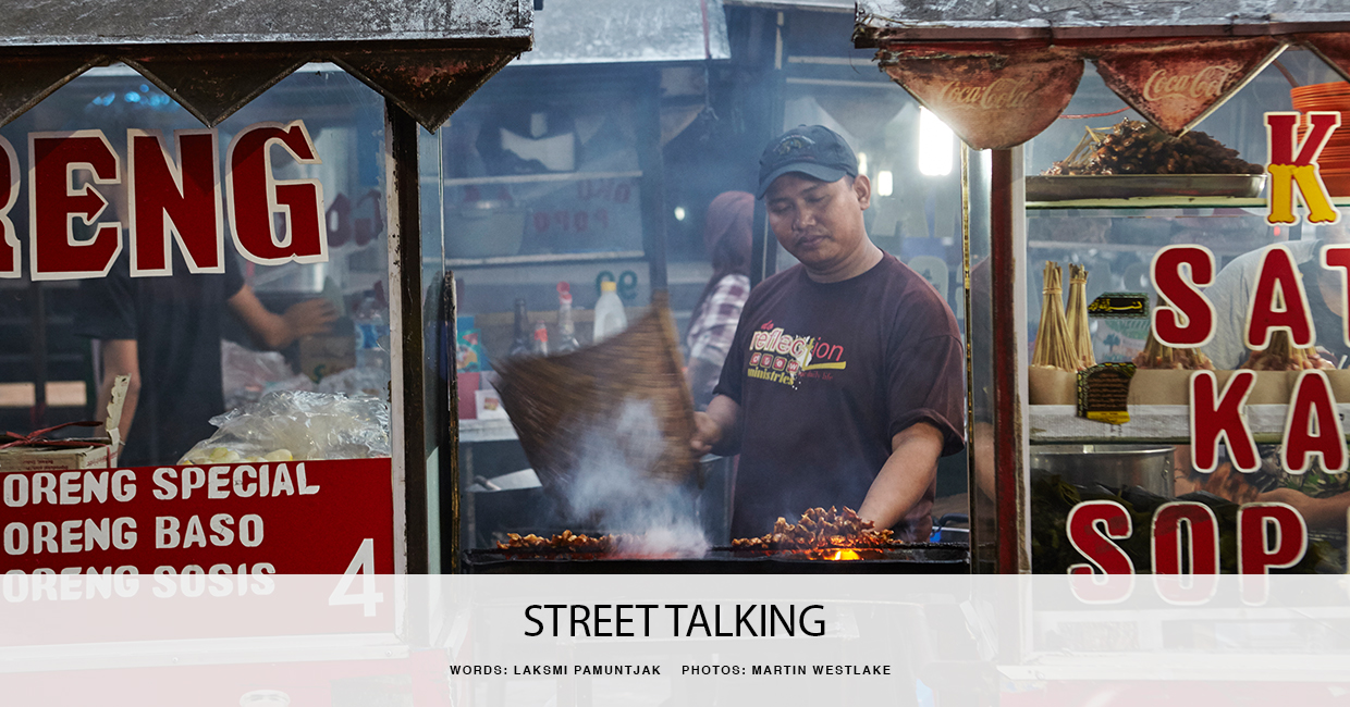 Street Talking - Jakarta's hawker food is out of this world