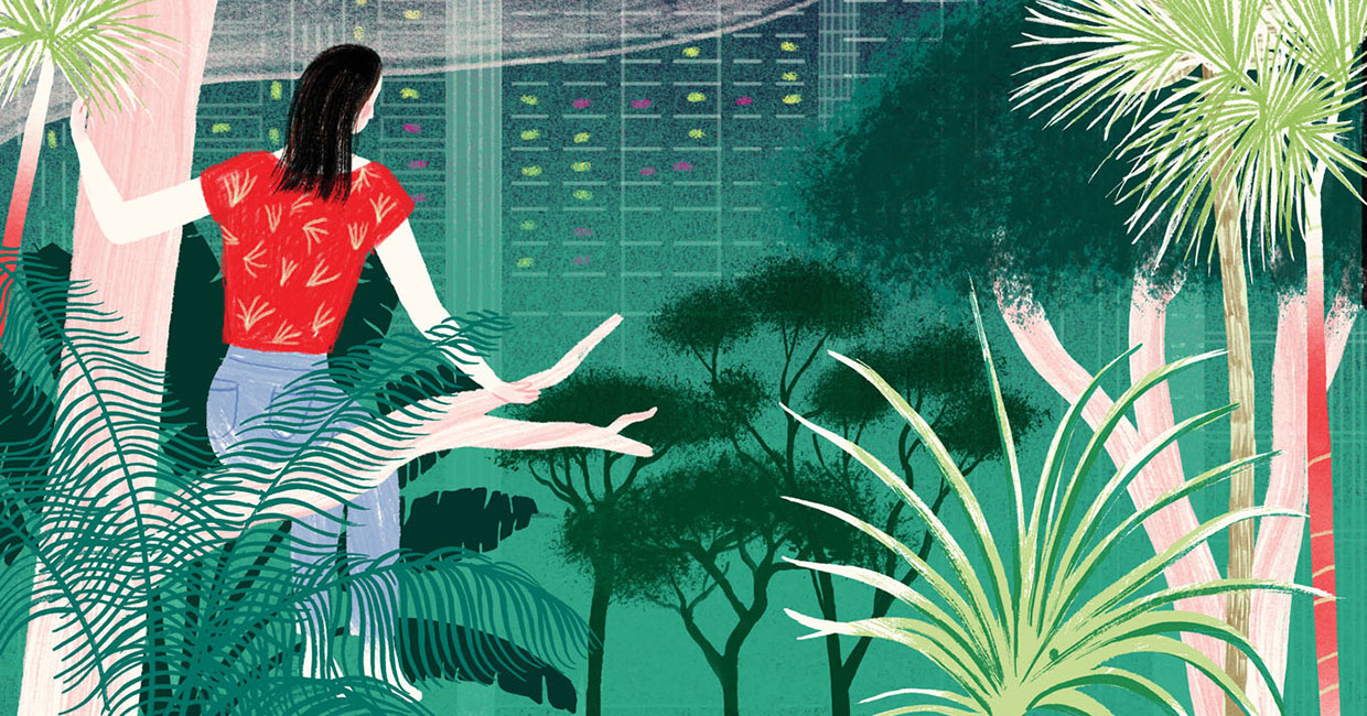 The Auspicious Hour - After a stay at Raffles Hotel Singapore, author Alison MacLeod took inspiration from the beautiful surroundings for our latest short story