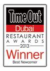 Премия Dubai Rest Awards в категории «Лучший дебют»
