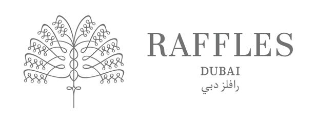 Raffles Dubai - Page d'accueil