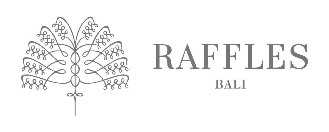 Raffles Bali Hotel Logosu